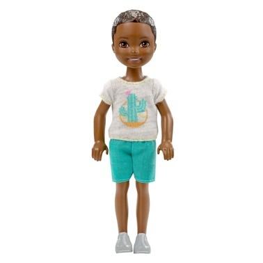 Barbie Barbie Aksesuarlı Chelsea Bebekler Renkli